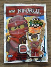 LEGO NINJAGO™ Limitada Edición MINIFIGURA KAI NUEVO Y EMB. orig. 2017