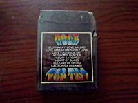 Rock Tonight 8 Track Tape Featuring Blow Away-Love Ballad-Heart of Glass