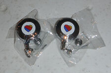 2 Southwest Airlines SWA Yo Yo Retractable Employee ID Card Badge Clip Holders