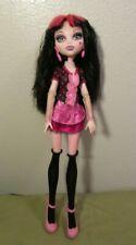 Draculaura Killer Style Monster High Doll
