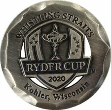 2020/2021 RYDER CUP (Whistling Straits) Flock of Sheeps RUSTIC COIN