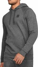 Under Armour Rival Mens Fleece Training Hoody - Grey
