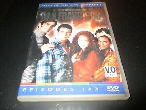 """DVD """"CHRONIQUES DE SAN FRANCISCO - VOLUME 1"""" gay"""