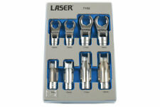 Laser Tools 7152 Window Socket & Crows Foot Wrench Set 8pc