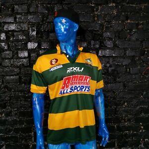 West Brisbane Bulldogs Rugby Union Jersey Classic Queensiand Premier Mens SZ XL