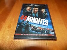 44 MINUTES The North Hollywood Shoot-Out Michael Madsen LAPD AK-47 DVD NEW