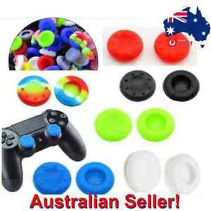 10x Analog Controller Silicone Cap Cover Thumb Stick Grip for PS3 PS4 XBOX ONE