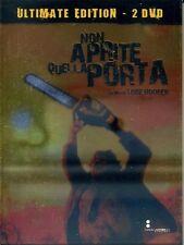NON APRITE QUELLA PORTA ULTIMATE EDITION 2 DVD + BOOKLET DIGIPACK MAI APERTO !!!