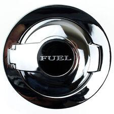 08-16 CHROME FUEL DOOR GAS CAP DOOR LID COVER