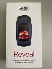 Seek Thermal Reveal Handheld Thermal Imager Imaging Camera New Infrared Thermal