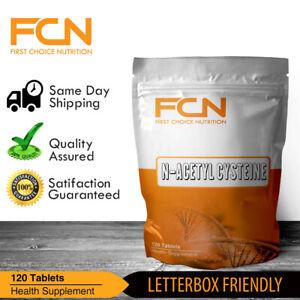 NAC N-Acetyl Cysteine 500mg X 240 Tablets | Glutathione | PRE ORDER SHIPS  17th