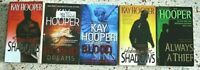 # 2 = 5 KAY HOOPER MYSTERY BOOKS NO DOUBLES FREE SHIPPING