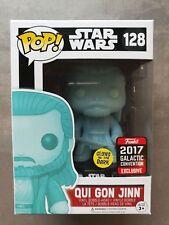 Funko POP! Star Wars - Qui Gon Jinn Galactic Convention 17 Exclusive *portofrei*