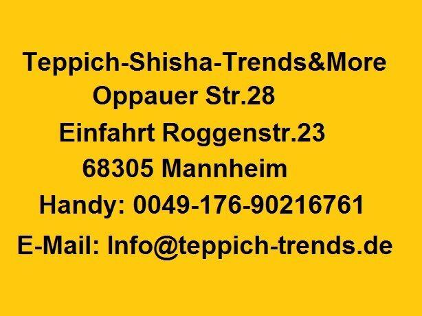 Teppich-Sisha-Trends & More
