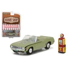Greenlight 1969 Chevy Camaro Convertible Gas Pump The Hobby Shop 1:64 97010-B