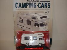PASSION CAMPING CARS - AUTOSTAR 350 C RENAULT ESTAFETTE  - FRANCE 1979 au 1/43°