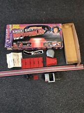 Vintage Knight Rider KITT 2000 Impossibles Stunt Set David Hasselhoff LJN 1982