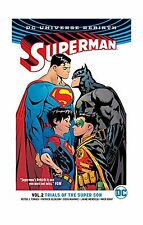 Superman Vol. 2: Trials of the Super Son (Rebirth) Free Shipping