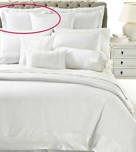 MARTHA STEWART MOONLIGHT LUSTER QUILTED KING SHAM MSRP $120 NEW IN PACKAGE