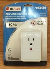 Utilitech (UTPB2105) 1 Outlet Major Appliance Surge Protector w/ Audible Alarm!
