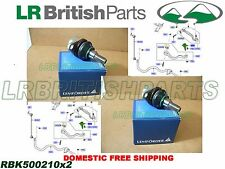 LAND ROVER FRONT UPPER CONTROL ARM BALL JOINT R ROVER 10-12 SET 2 RBK500210 NEW