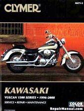 CLYMER SERVICE MANUAL KAWASAKI VULCAN DRIFTER 1500 1999-2005, CLASSIC NOMAD