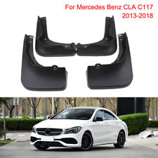 OEM Set Splash Guards Mud Flaps A2468900178/078 For Mercedes Benz CLA C117 13-18