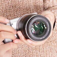 35mm f/0.95 Mark III Manual Lens for Sony E Mount NEX camera A6000 A6300