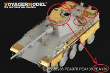 Voyager PEA139 1/35 WWII German Panther F Anti Aircraft Armour (For DRAGON 6403)