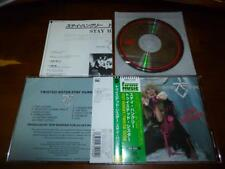 Twisted Sister / Stay Hungry JAPAN AMCY-3100 *C