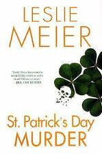 St. Patrick's Day Murder (Lucy Stone Mysteries, No. 14)-ExLibrary