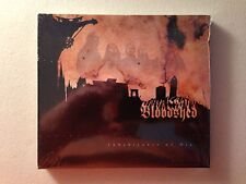 BLOODSHED - THE INHABITANTS OF DIS 2002 1PR DIGIPAK SEALED! DISSECTION DAWN BANE