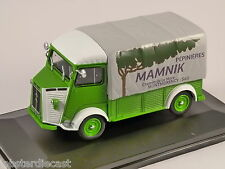 1966 CITROEN TYPE H Pick Up Bache SAPA 1/43 model ELIGOR - H Van Collection