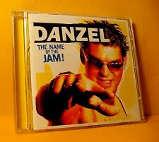 CD Danzel The Name Of The Jam! 13 TR 2004 Euro House