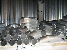 2x Plazmaman 3 Inch 76mm x 30 45 60 or 90 degree Aluminium Alloy Mandrel bend