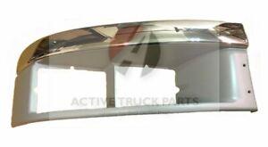 GMC Chevy C4500 C5500 Dual Headlight - RH (Pass. side) Headlight Bezel - New