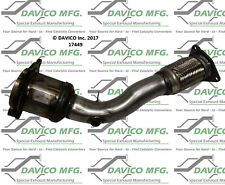 Catalytic Converter-Exact-Fit Front Right fits 08-10 Porsche Cayenne 4.8L-V8