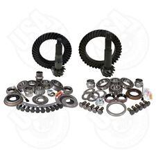 USA Standard Gear / Install Kit Jeep XJ / YJ w/ D30 front / Model 35 rear, 4.56