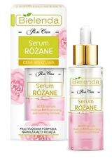 BIELENDA ROSE CARE ROSE FACE SERUM MULTIPHASE FORMULA MOISTURISING SOOTHING