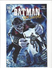 BATMAN WHO LAUGHS #1 MAYHEW MODERN TRADE DRESS VARIANT LIMITED TO 1500 NEAR MINT