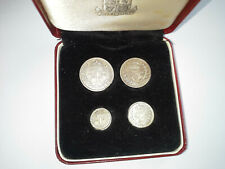 More details for maundy coin set 1963 elizabeth ii ( chelmsford cathedral ) original case