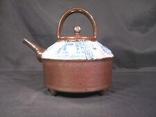 Conrad Weiser North Carolina Handcrafted Ceramic Pottery Tea Pot