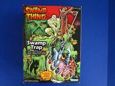 SWAMP THING SWAMP TRAP - NEW & FACTORY SEALED - BY KENNER FROM 1990