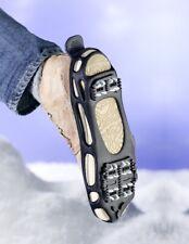WENKO Schuhspikes Profi Größe 37-41 Schnee Spikes Schuhe 24 Spikes für Eis