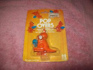 Vtg TOMY toy Pop Overs Wind up Boxing Kangaroo Toy Factory Sealed NIB NOS 1980