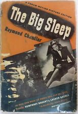 The Big Sleep A Forum Book Motion Picture Edition Raymond Chandler 1946
