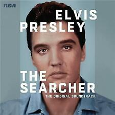 ELVIS PRESLEY The Searcher Original Soundtrack CD BRAND NEW