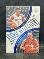 ZION WILLIAMSON /BARKLEY 2019-20 Illusions Basketball Rookie Reflections Card RC