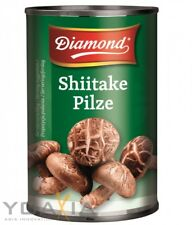 Shiitake Pilze 284g Poku Diamont BRAND Shitake ganz