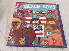 The Beach Boys Spirit of America Canada Press Music LP Record